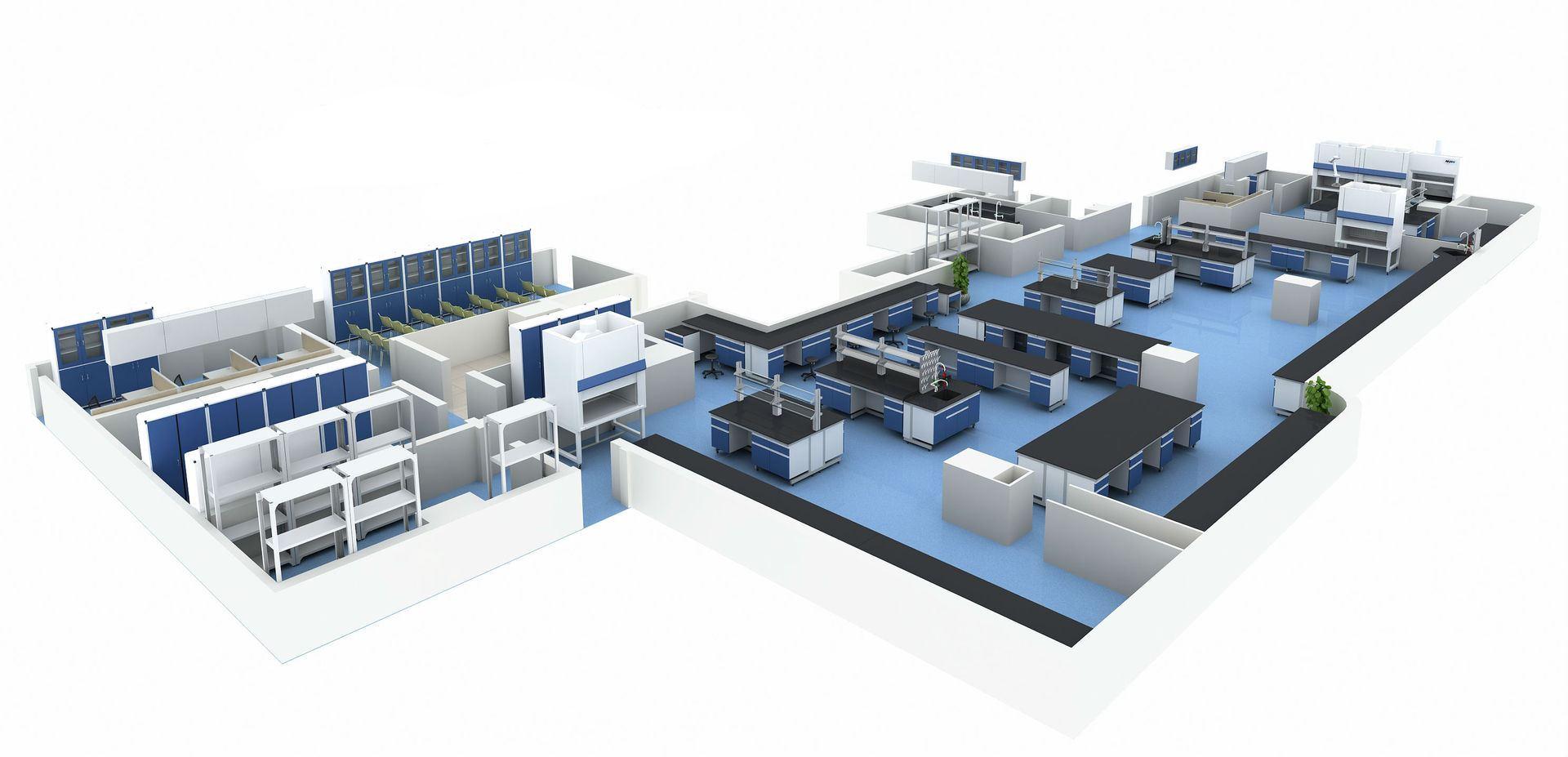实验室通排风系统设计与安装